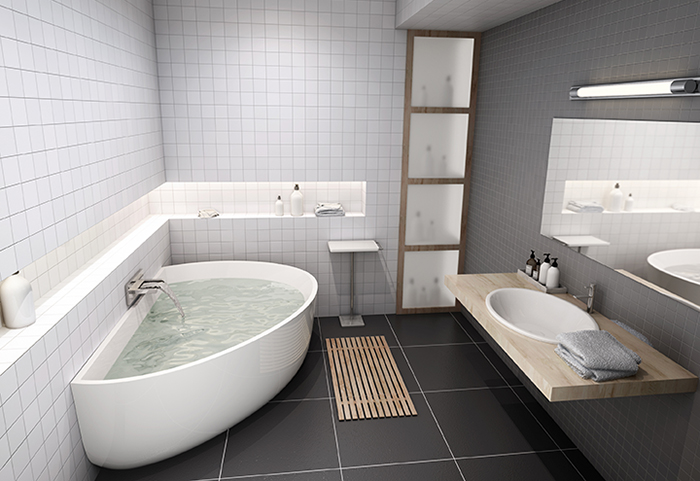 Salle de bain Zitta
