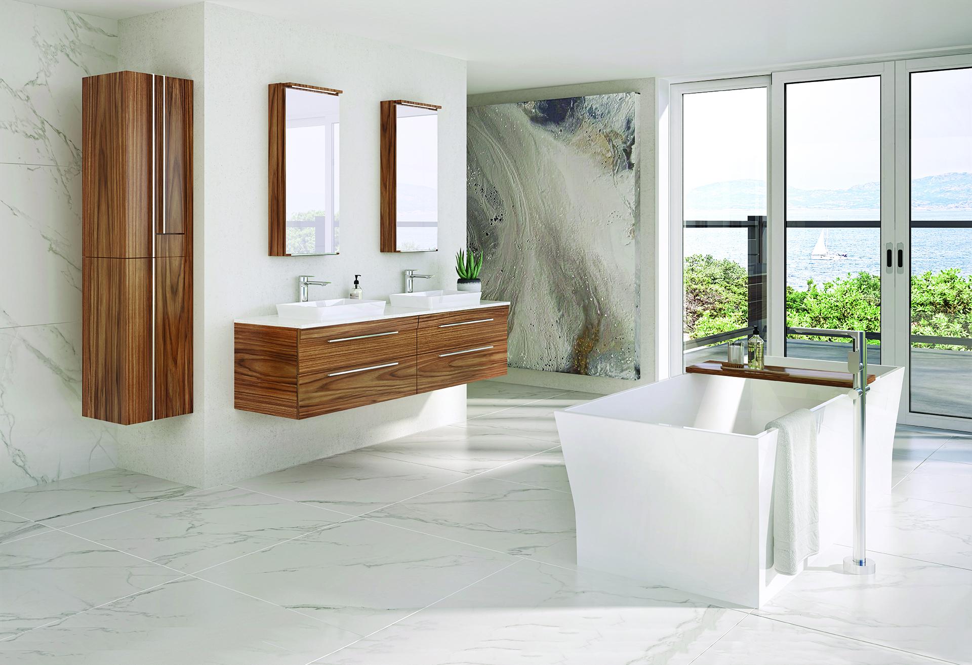Salle de bain Vanico Maronyx