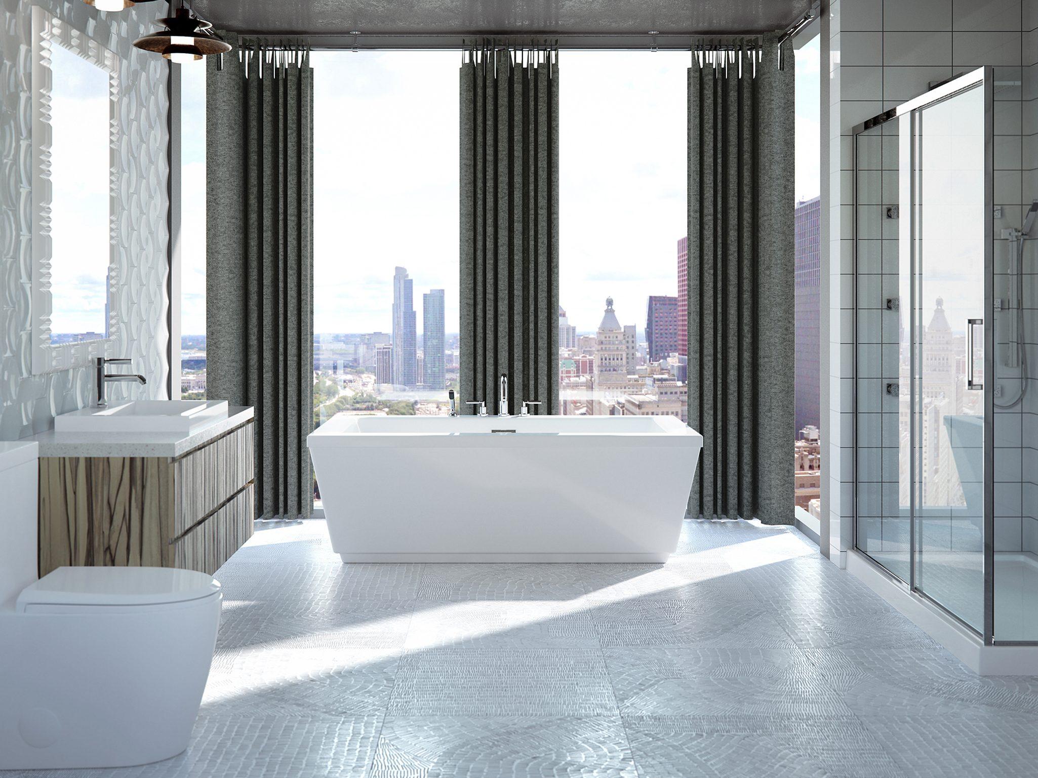 Salle de bain Neptune